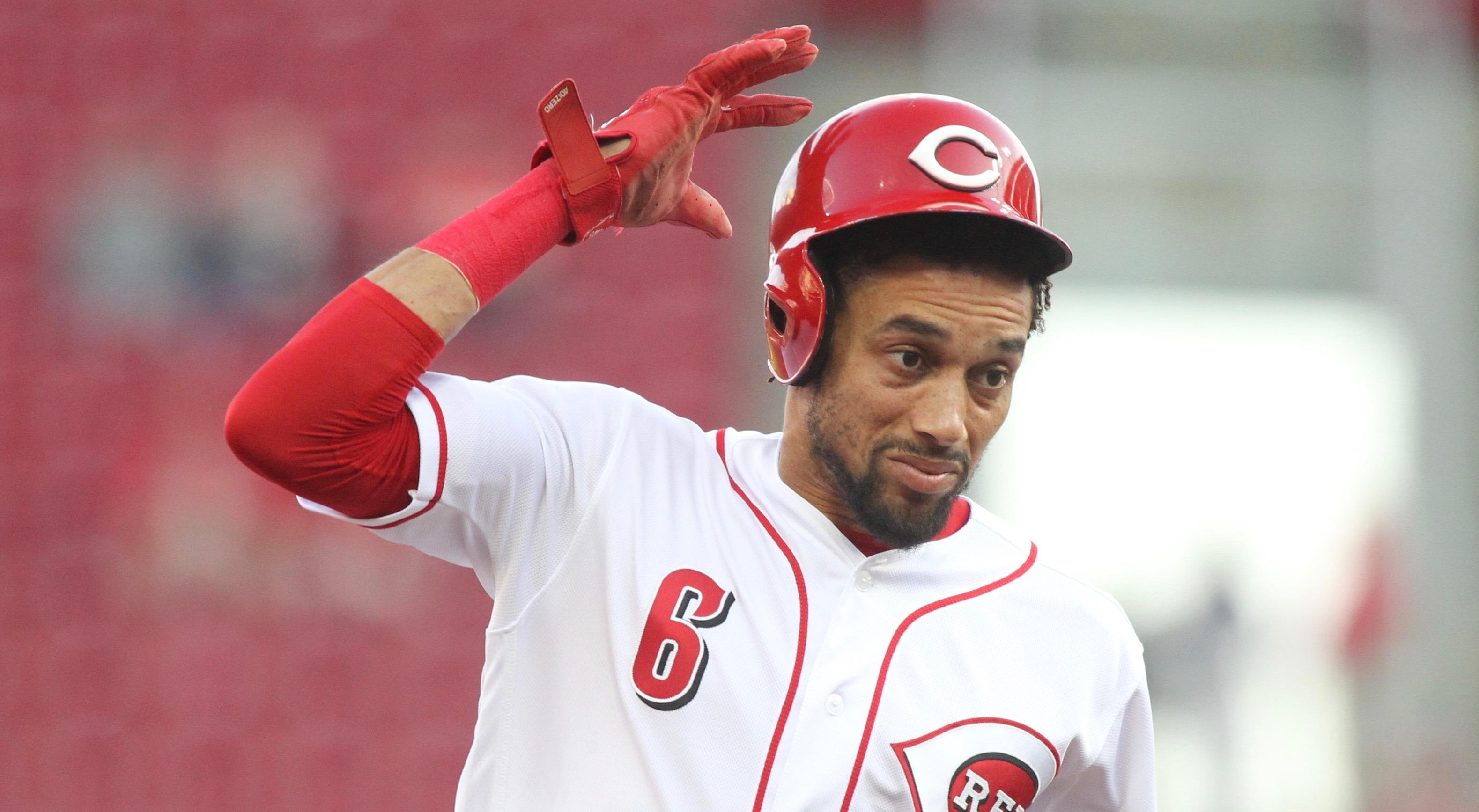 Cincinnati Reds: Billy Hamilton sets career high for games played