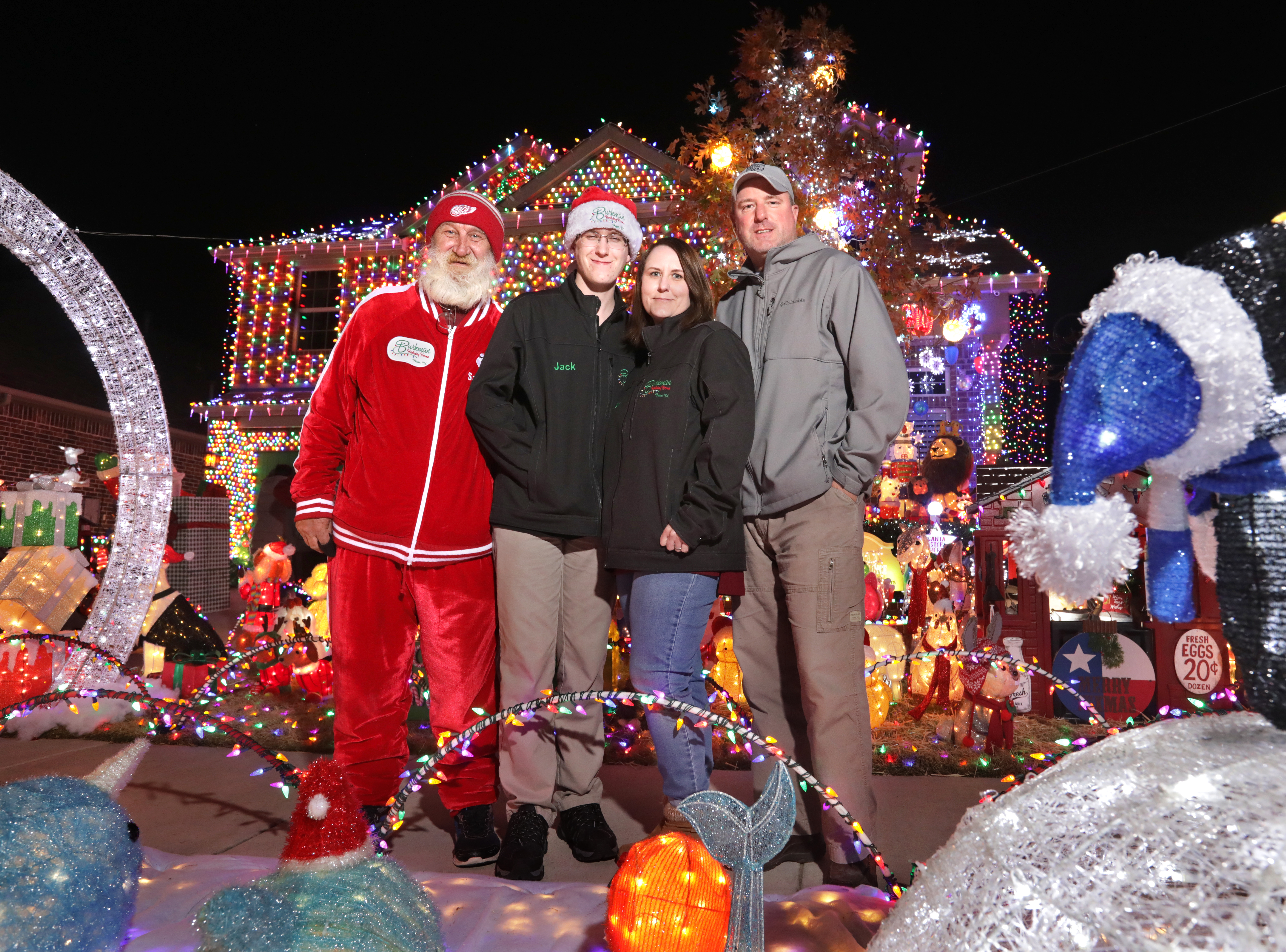 Is First Energy Stadium Not Having Christmas Lights 2021 Why The Frisco Home Just Filmed For Great Christmas Light Fight Is More Than A Viral Sensation