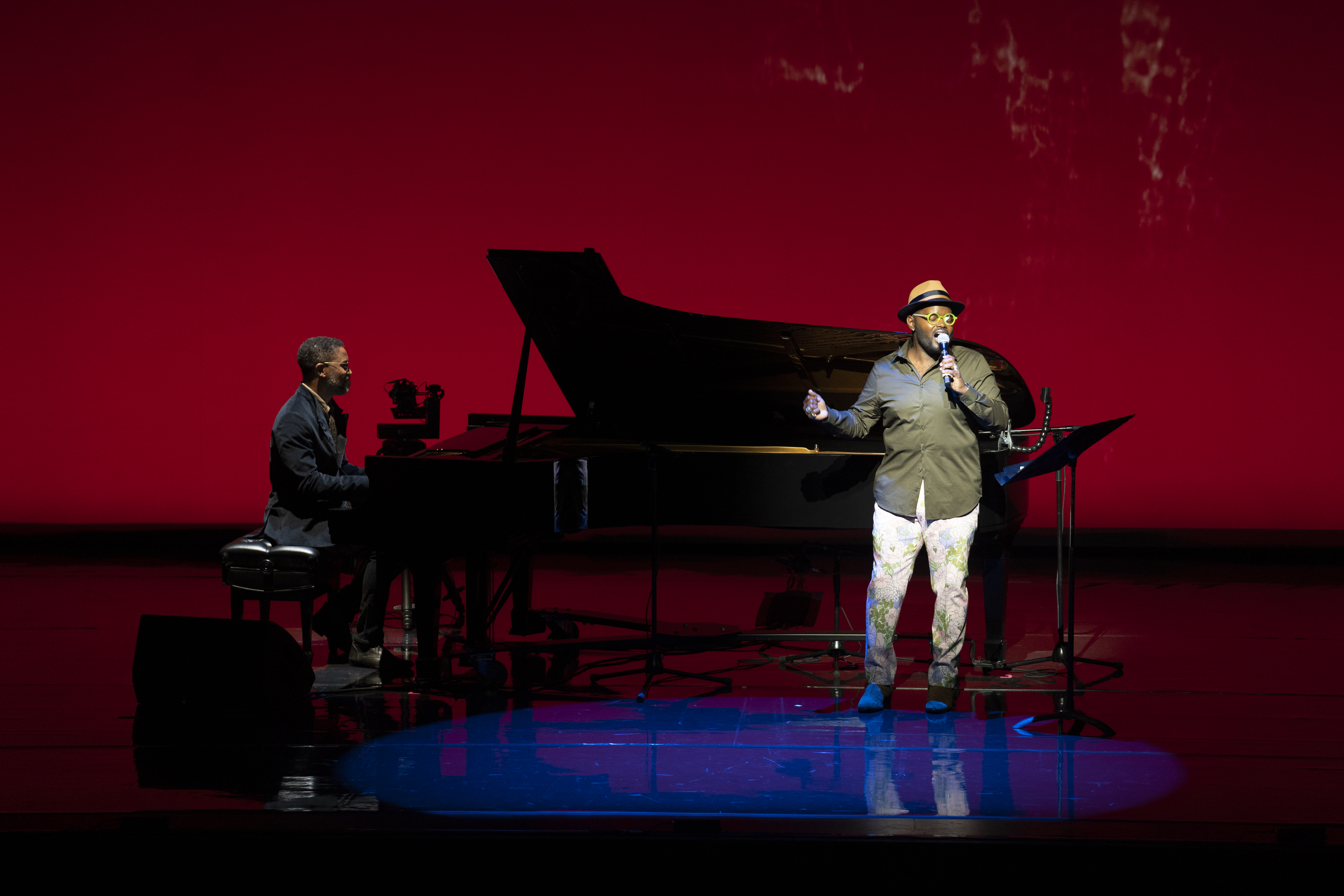 Dallas Priceswaterhousecooper 2021 Christmas The Dallas Opera Jumps Back Into In Person Performances With Singer John Holiday
