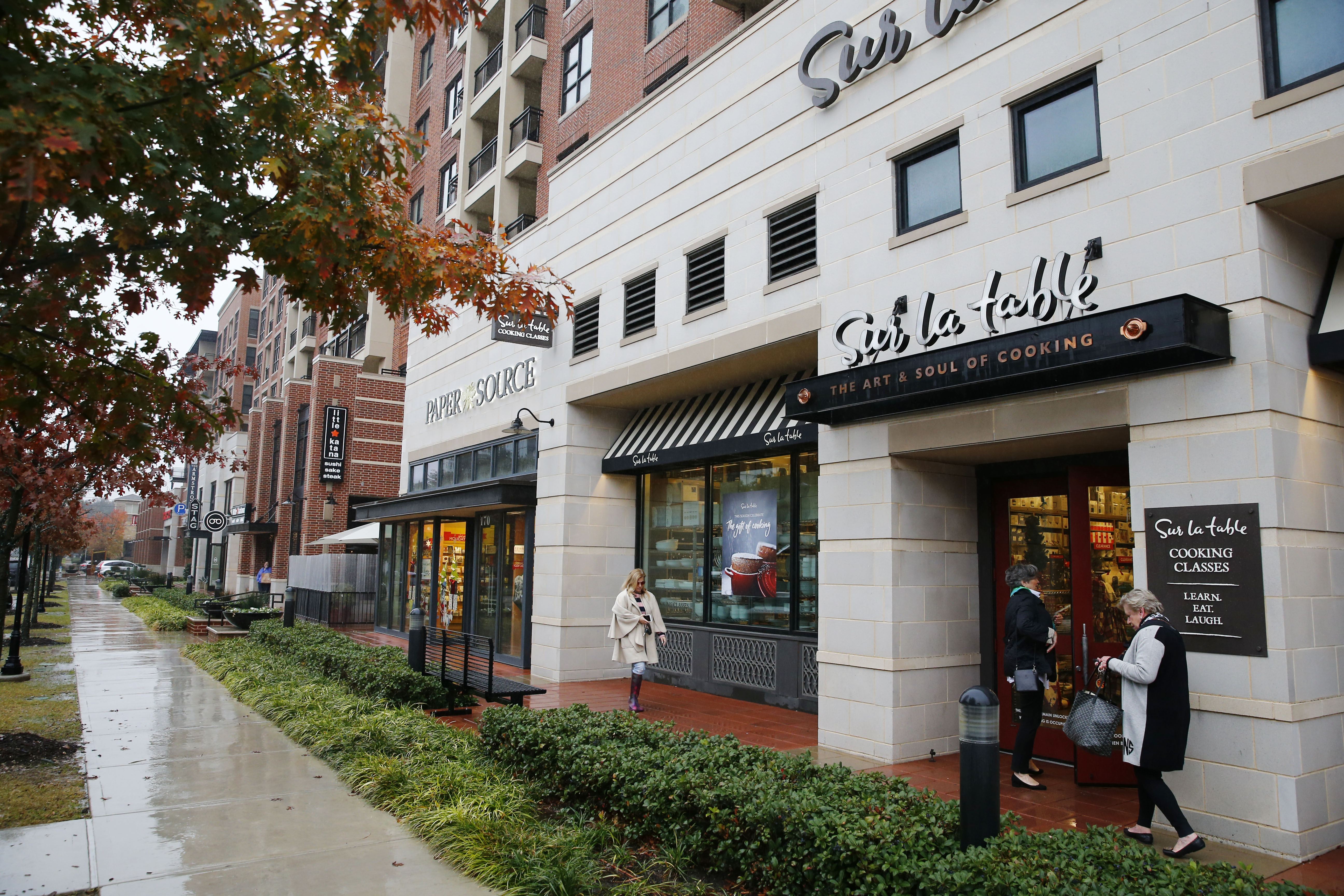 Sur La Table Retailer Of Kitchen Wares And Cooking Classes Files For Bankruptcy