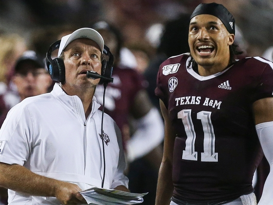 Game By Game Predictions For Texas A M In 2020 How Will Aggies Fare With Five Top 25 Opponents