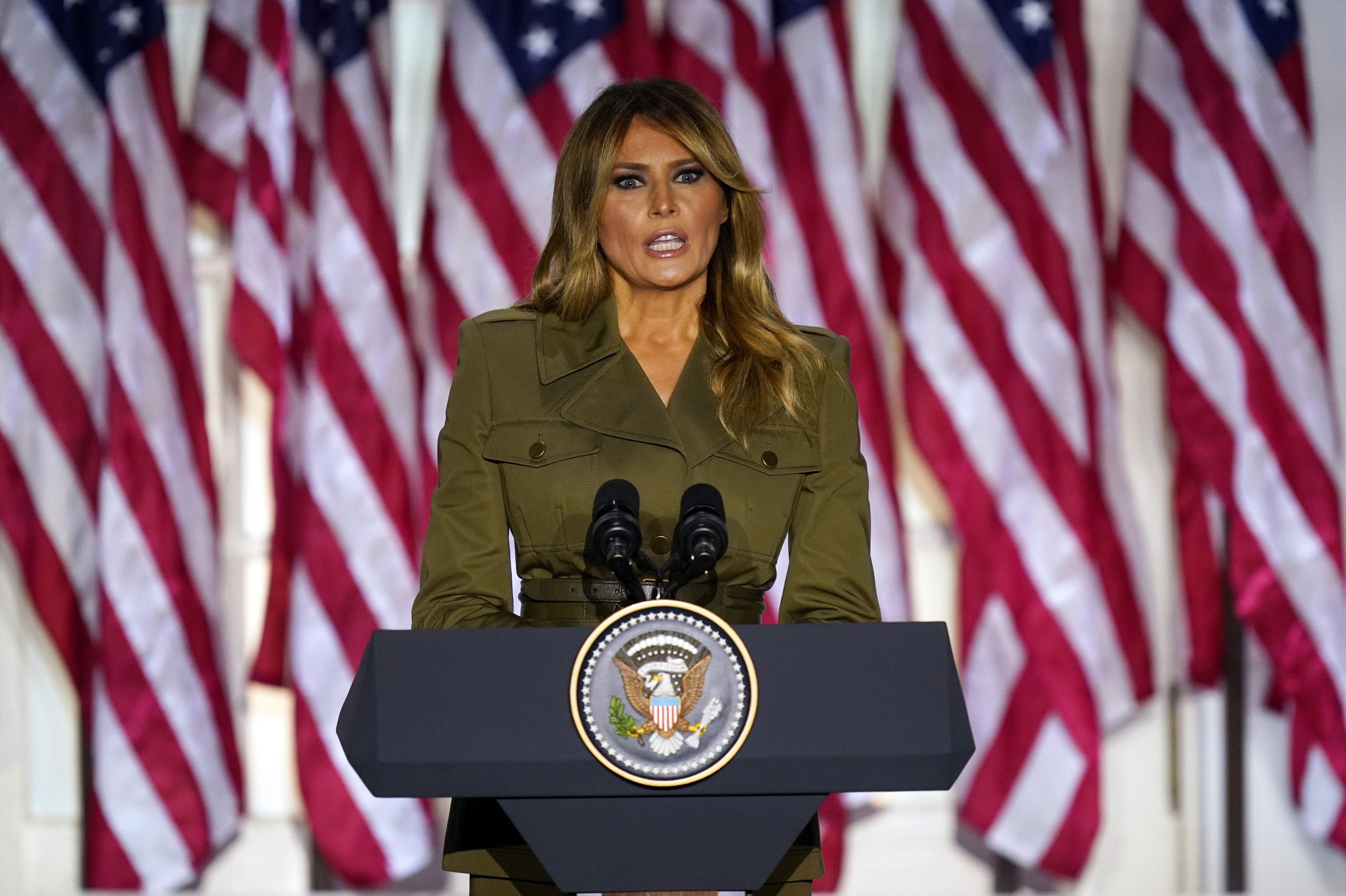 Melania Trump S Task At Republican Convention Reassure Voters And Not Cause Any Trouble