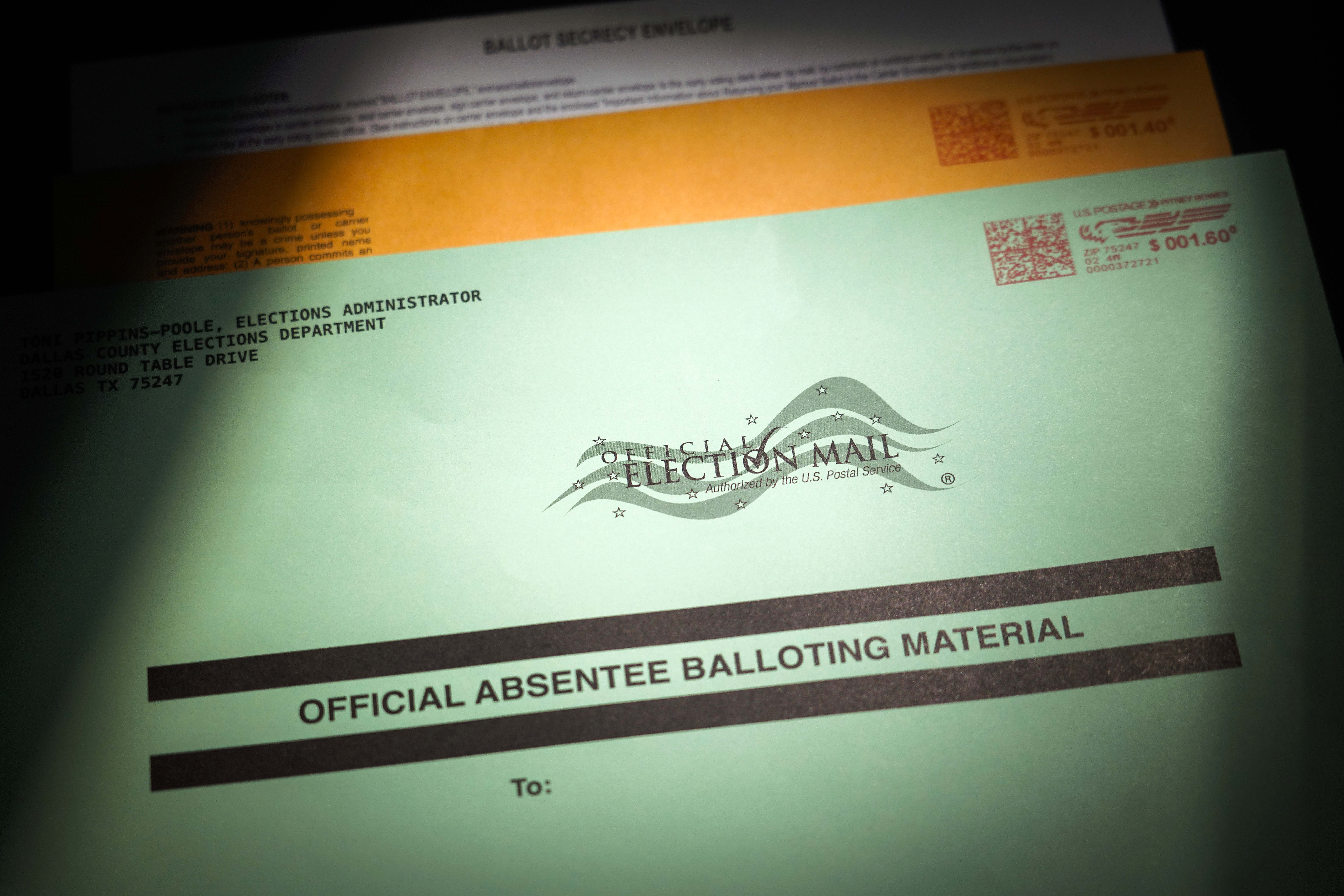 How To Vote By Mail In Texas For The November Presidential Elections