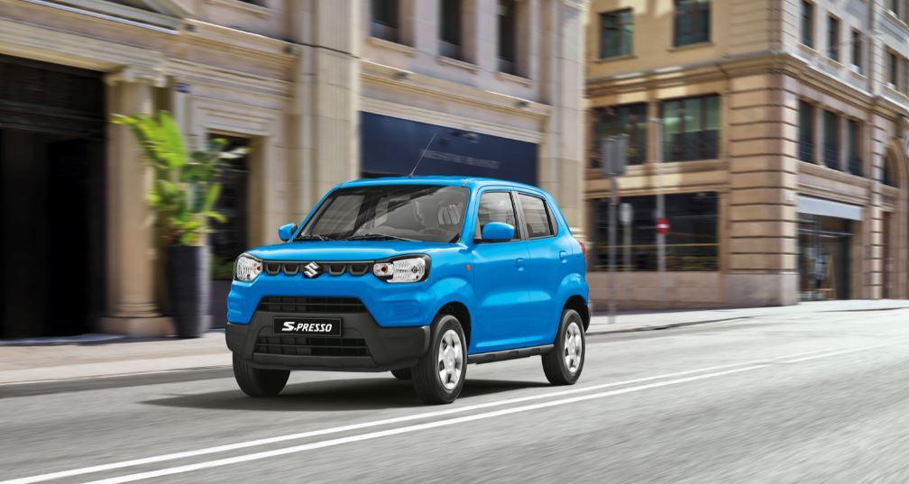 Suzuki S-presso: conoce el nuevo SUV que llegó al mercado peruano | FOTOS