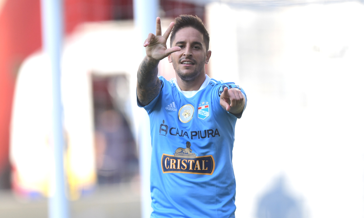 Alejandro Hohberg verdugo de Alianza Lima: Sporting Cristal venció 2-1 en el Nacional