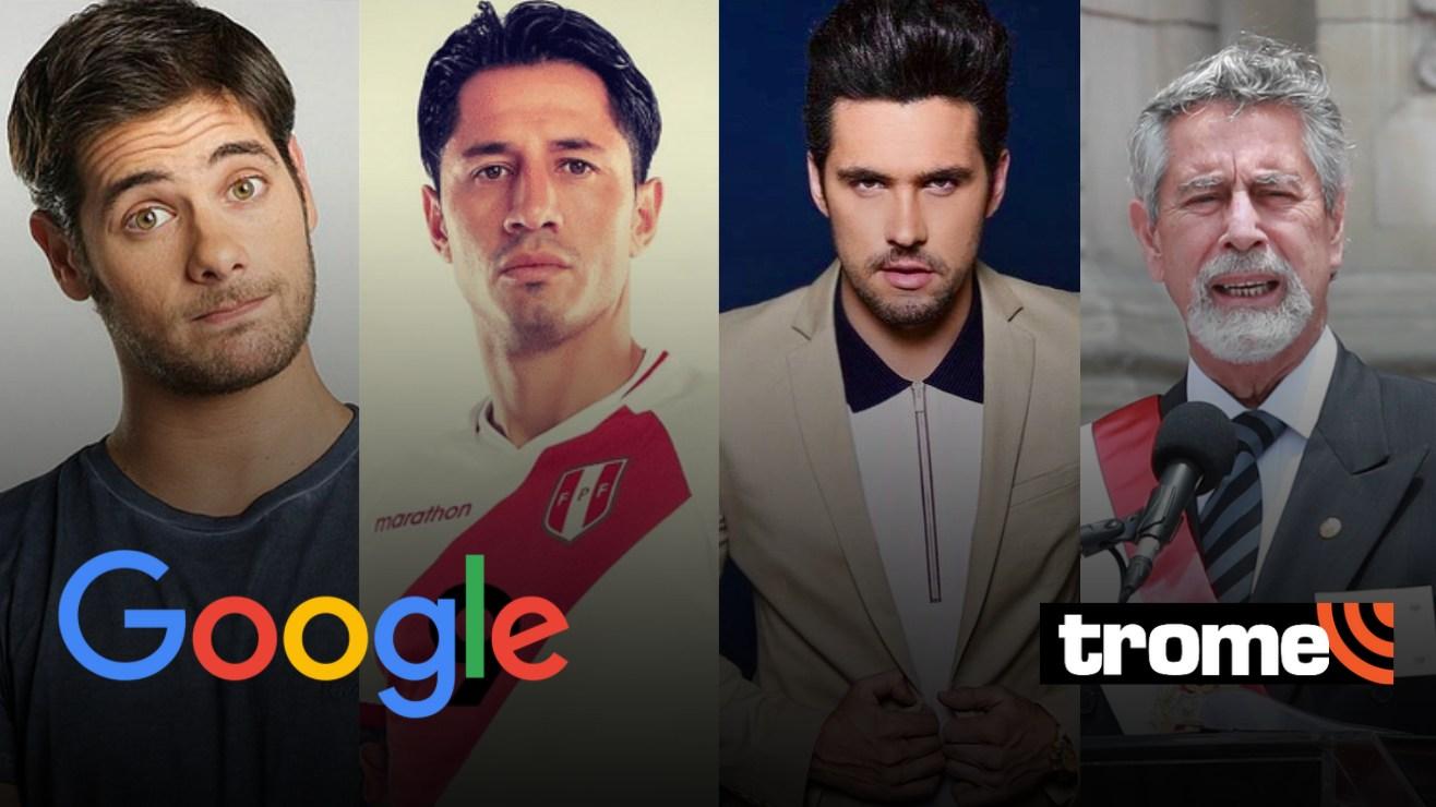 Lapadula, Eleazar Gómez y Andrés Wiese: las 10 personalidades más buscadas en Google Perú este 2020