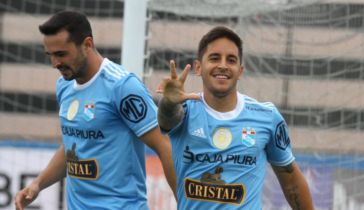 Sporting Cristal vs. Cusco FC: resumen, goles y fotos del partido por la Liga 1