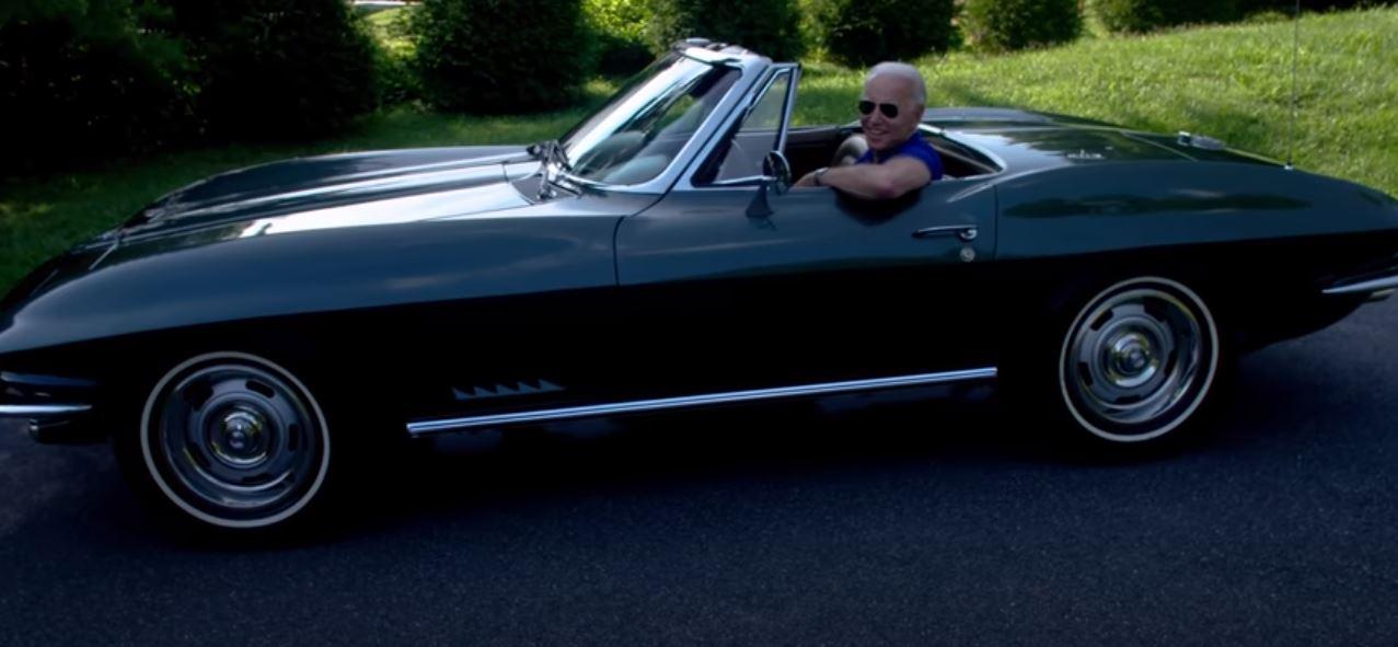 Biden y su Corvette del 67: el obsequio de su padre que ya no podrá usar durante su gobierno | FOTOS