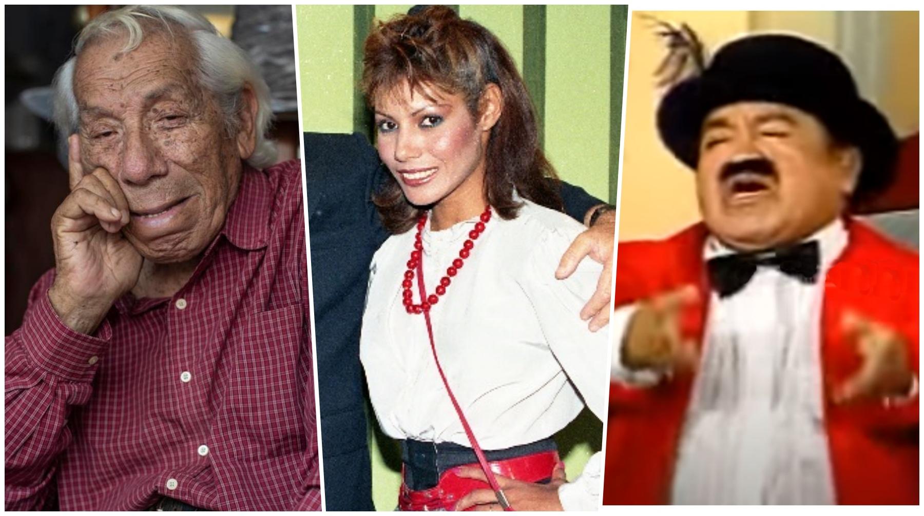 """""""Risas y Salsa"""": Guillermo Campos, 'Petipán' y más actores del programa cómico que han fallecido   FOTOS"""