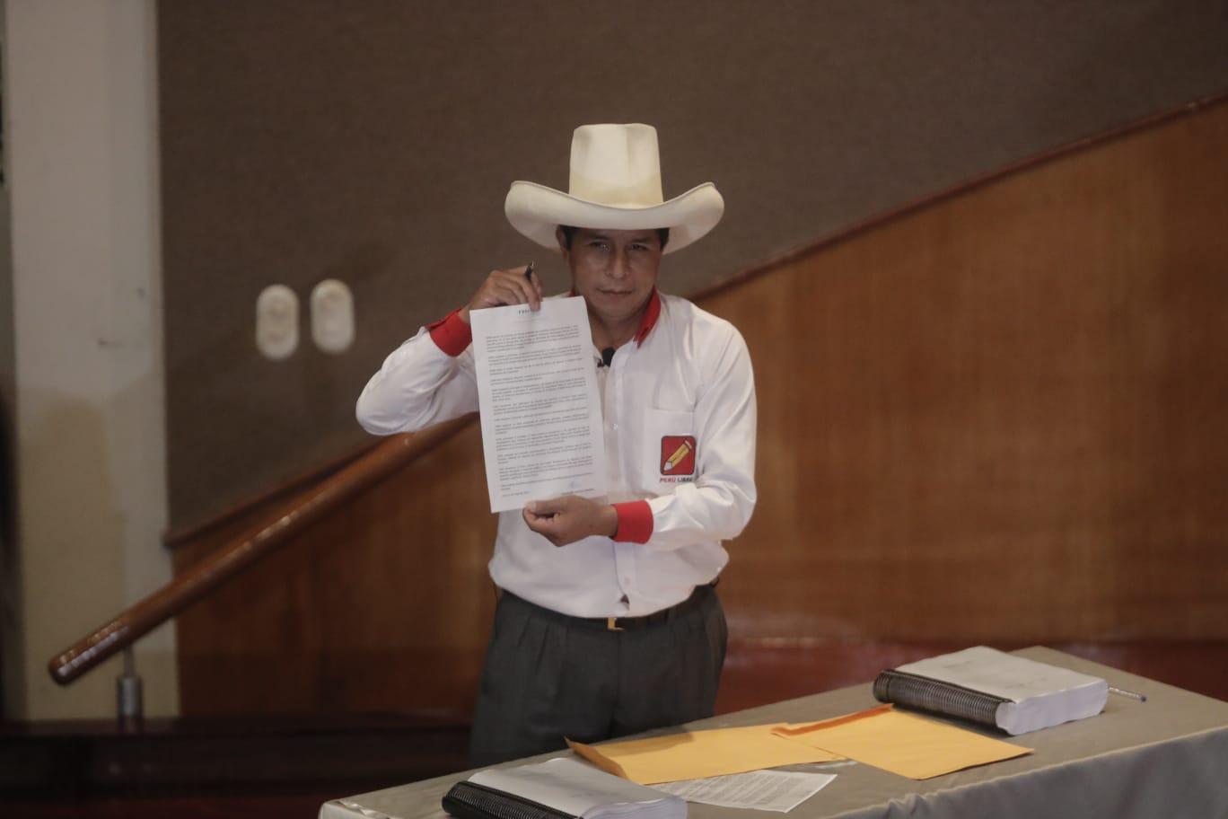 Historias nunca contadas: Pedro Castillo y el sueño de Antauro Humala