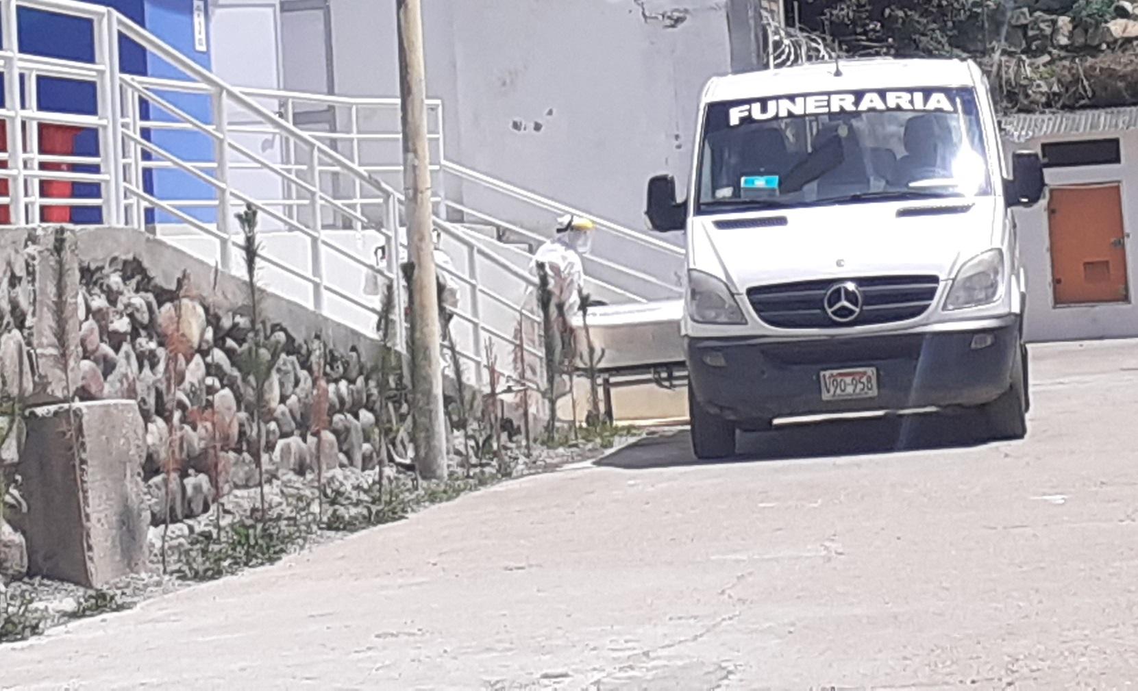 Huancavelica: Lamentble, el 60 % de víctimas del COVID - 19 son ancianos