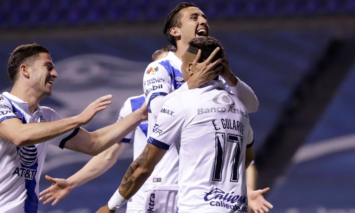 Puebla derrotó 1-0 a Necaxa y sigue escalando en la Liga MX
