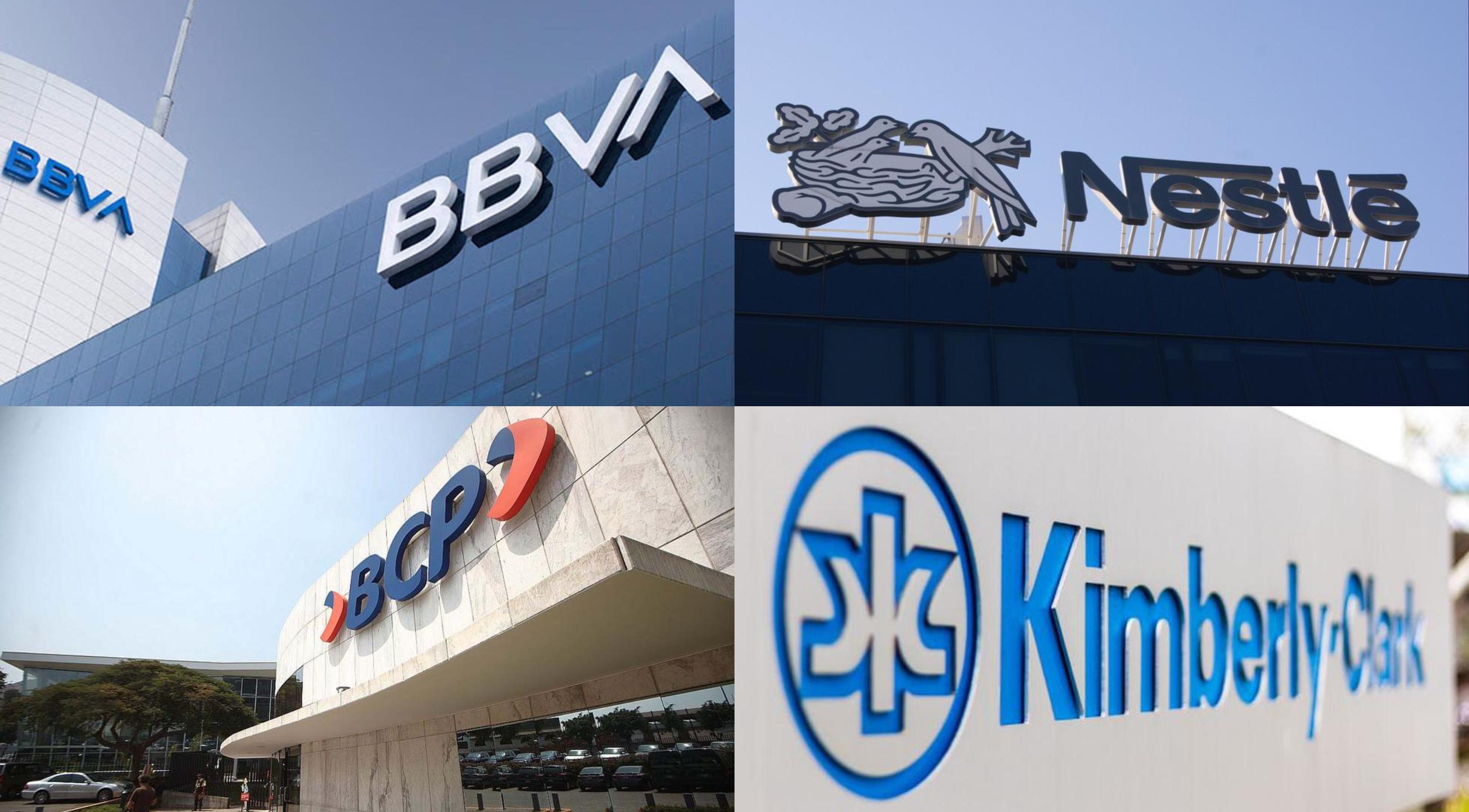 TOP 10: Estas son las empresas con mejor reputación corporativa en el Perú