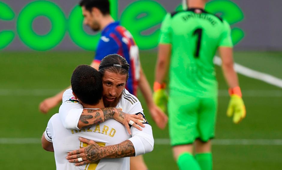 Real Madrid vs. Valencia: tres claves del duelo por LaLiga | Sergio Ramos