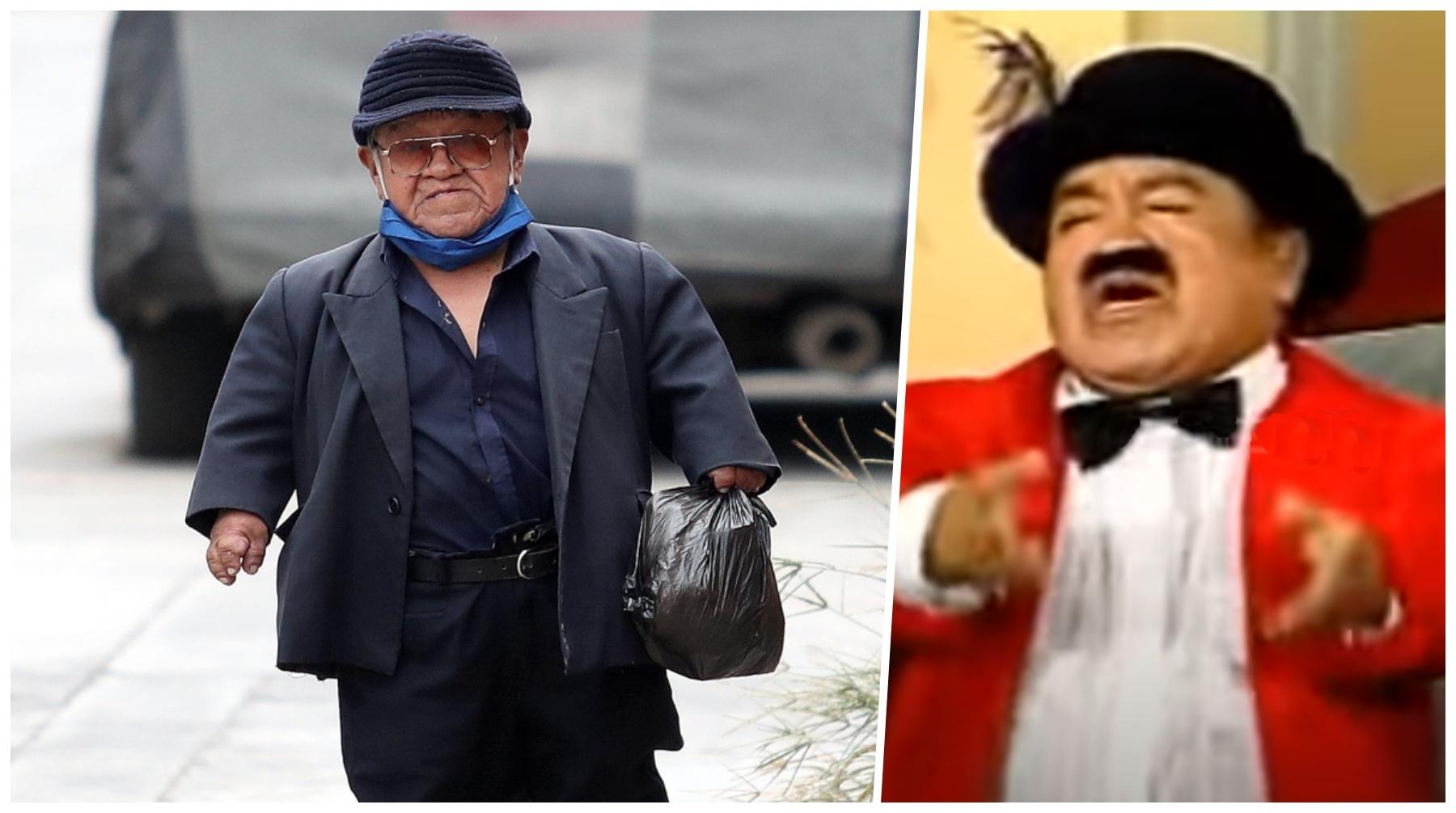"""Adiós, """"Petipán"""": las últimas fotos de Justo Espinoza, el recordado cómico de """"Risas y salsa"""""""