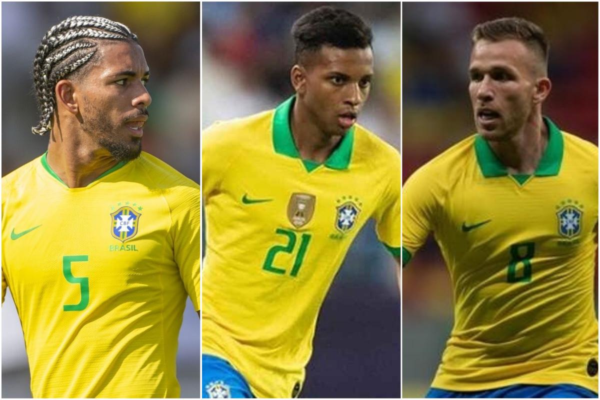 Ya sin Neymar: el XI de Brasil en el futuro que ilusiona a todos sus hinchas [FOTOS]