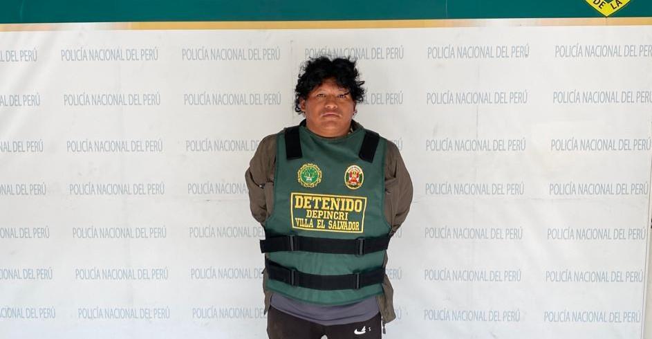 VES: Capturan a sujeto acusado de asesinar a albañil en una losa deportiva en el Día de la Madre |video|