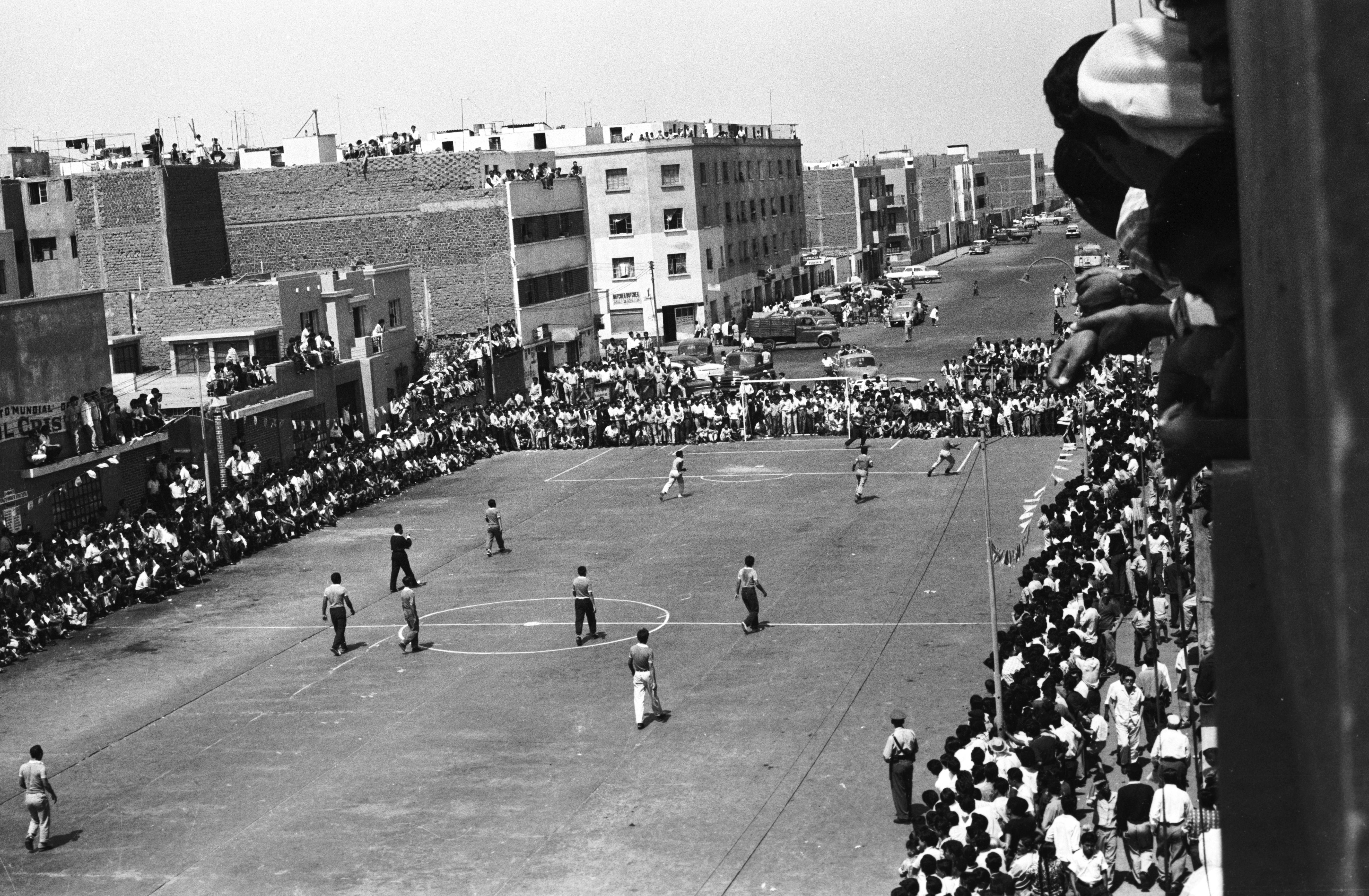 Mundialito de El Porvenir: así se vivió en La Victoria la fiesta del 'fútbol macho' en 1962