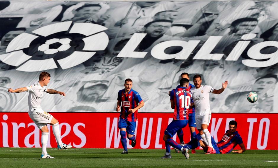 Real Madrid vs. Valencia: tres claves del duelo por LaLiga | Toni Kroos