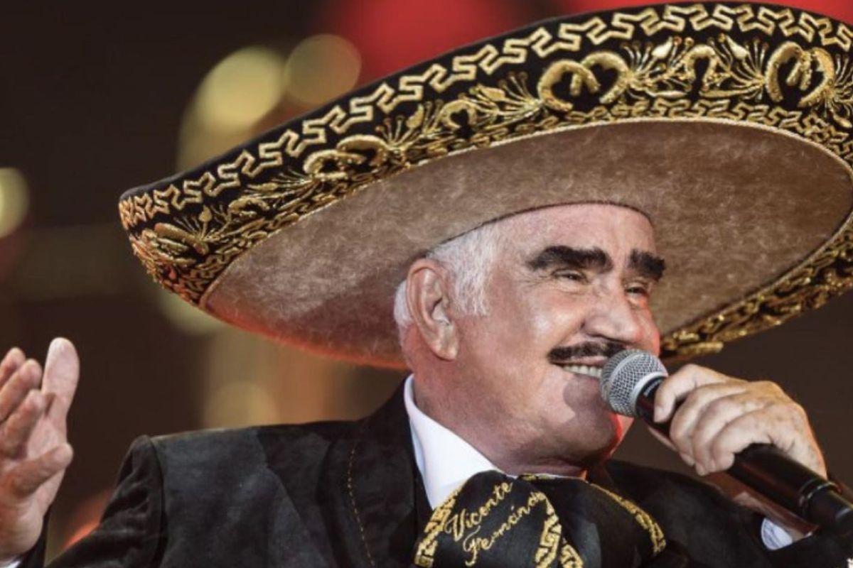Vicente Fernández: Ana Lili Aréchiga, su supuesta hija no reconocida, hace una petición al cantante