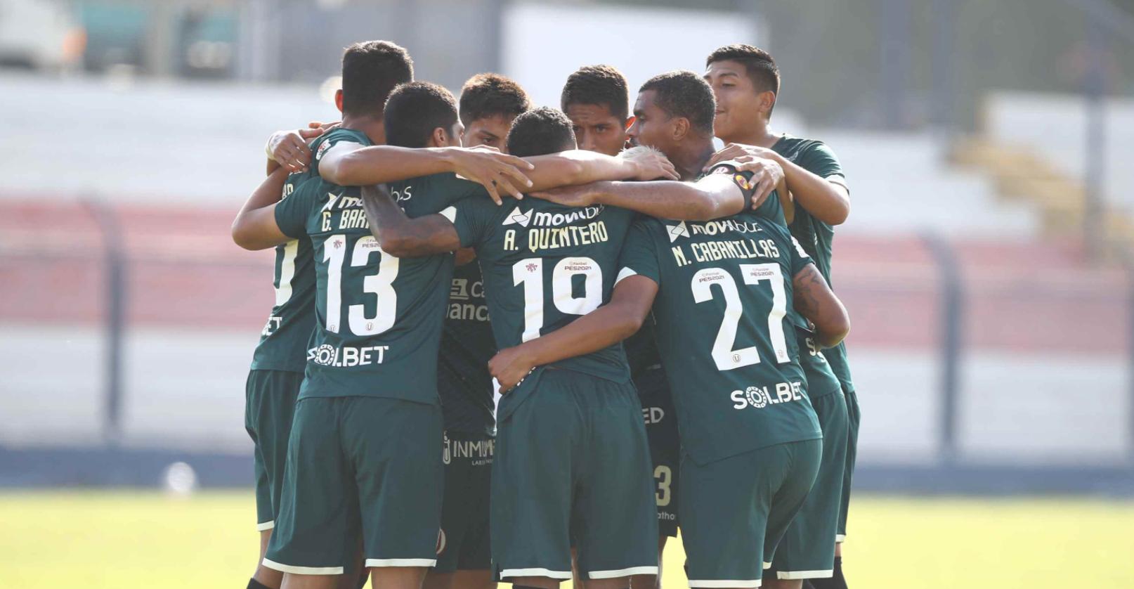 Universitario venció a Alianza Atlético por la Fase 1 de la Liga 1