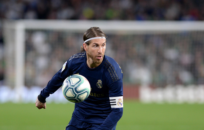 Sergio Ramos | Foto: AFP