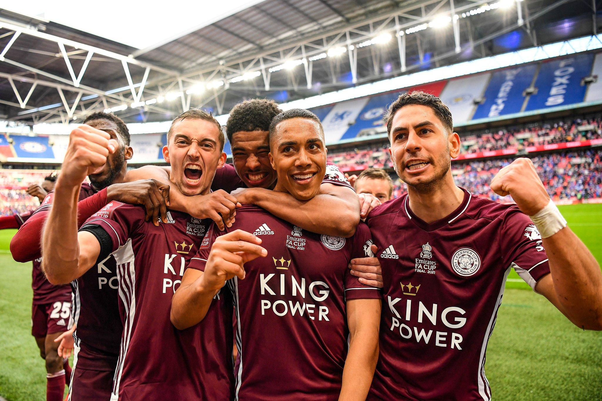 Hicieron historia los 'Zorros': Leicester venció 1-0 al Chelsea y es campeón de la FA Cup