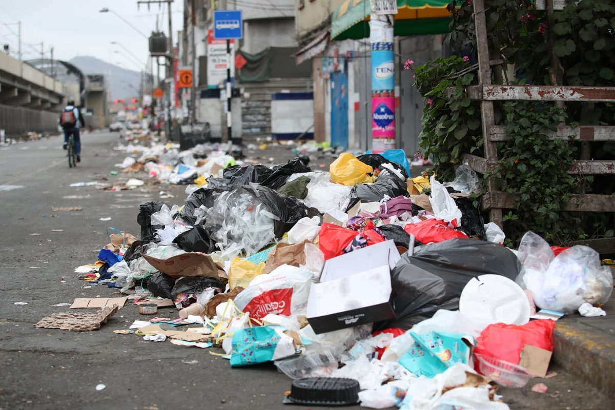 Generación de residuos sólidos: ¿cómo afecta la pandemia y qué medidas se pueden tomar?