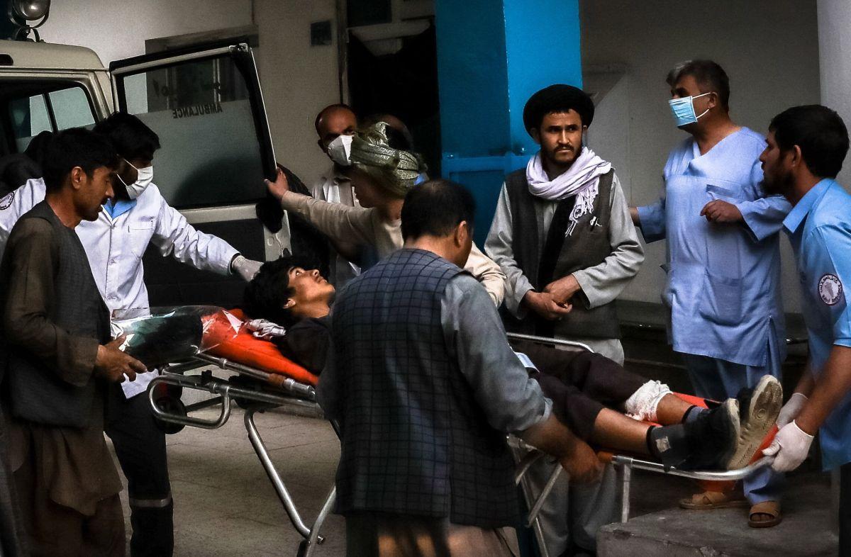 Afganistán: al menos 25 muertos en un atentado cerca de una escuela femenina en Kabul [FOTOS]