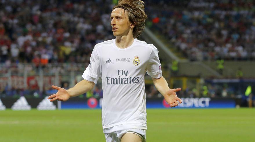 Mediocampista: Luka Modric - Real Madrid. (Foto: Reuters/AP/AFP)
