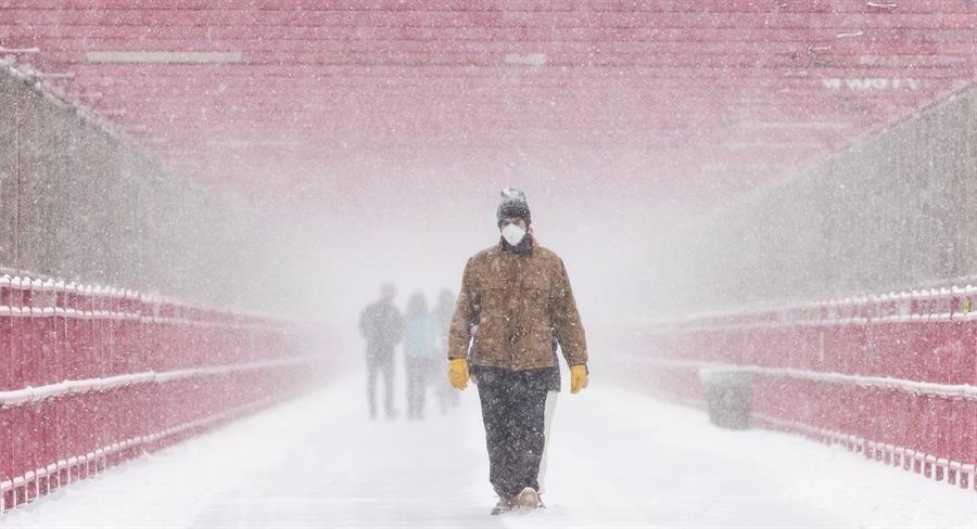 EN VIVO | Una letal tormenta de nieve golpea el noreste de Estados Unidos | FOTOS