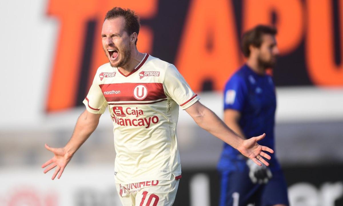 Universitario 1-0 UTC: con gol de Hernán Novick, victoria crema y se meten a la pelea en el Apertura