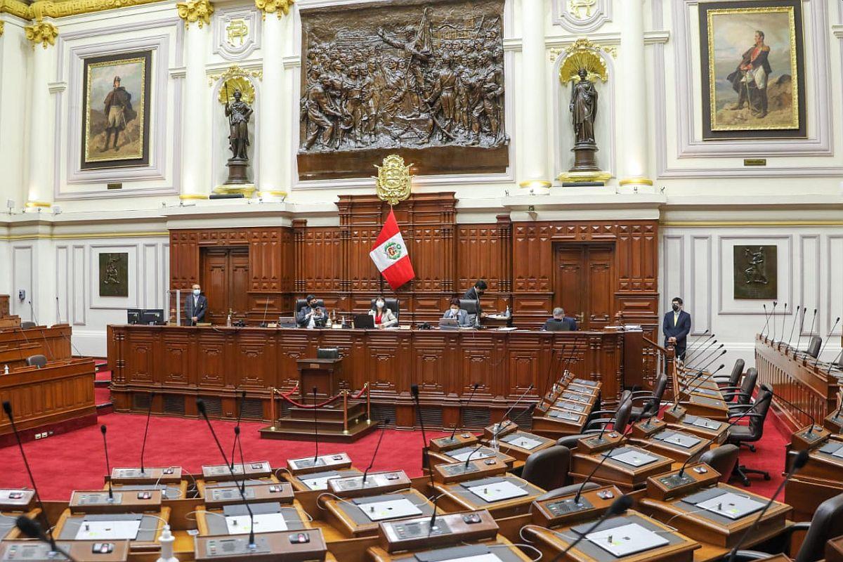 Resultado de imagen de congreso de la república del perú virtual