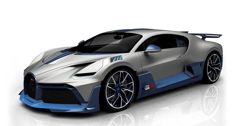 Bugatti Divo: el auto personalizado al gusto del comprador que solo 40 millonarios podrán tener | FOTOS