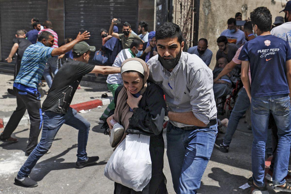 EN VIVO | Al menos 26 palestinos muertos, incluidos nueve niños, en bombardeos de Israel en Gaza | FOTOS
