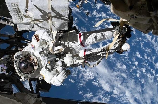 Diez imágenes de la Estación Espacial Internacional que nos darán otra perspectiva del espacio