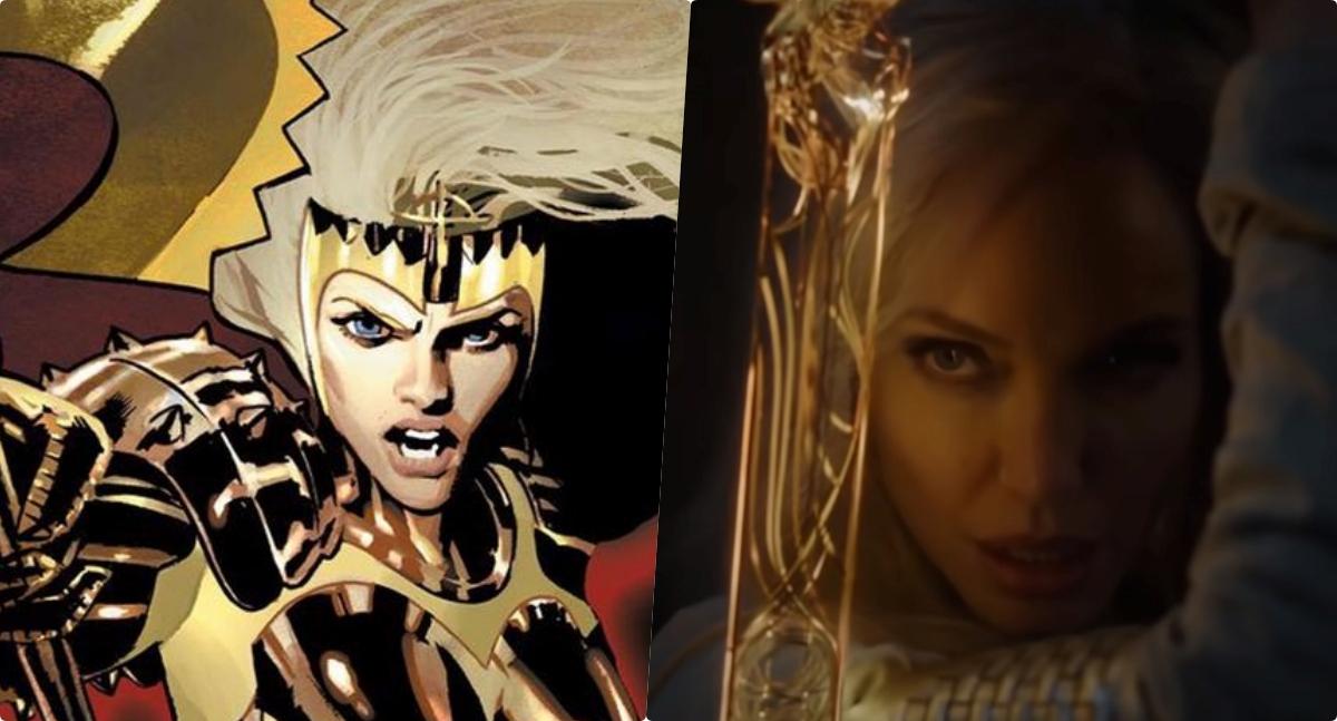 """Eternals"": quién es quién en la película de Marvel que espera sobrepasar a los ""Avengers"""