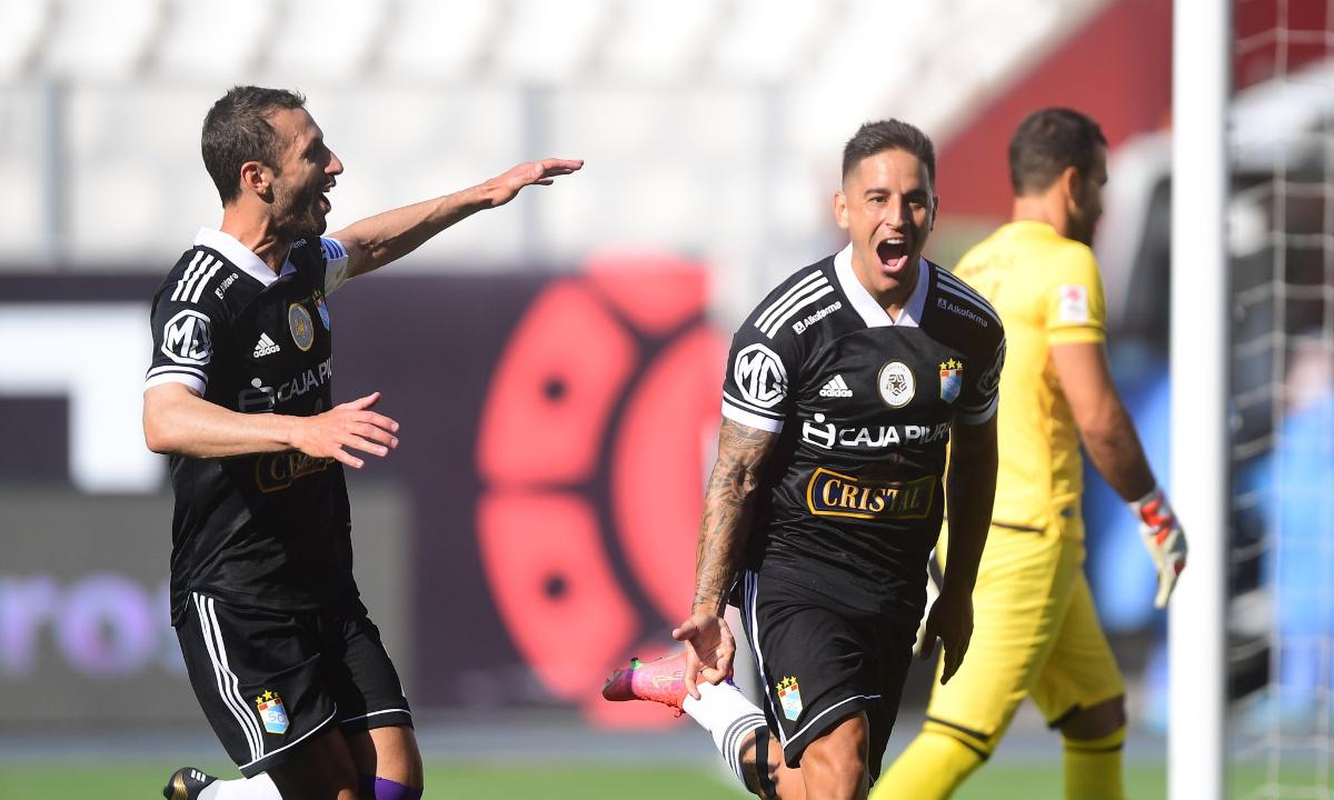 Universitario cayó 0-1 ante Cristal por la Liga 1 | RESUMEN