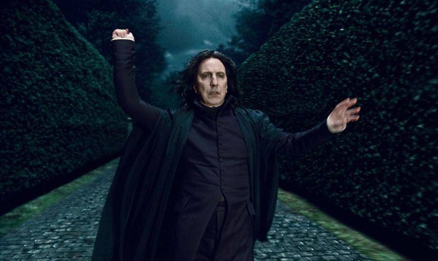 El eterno profesor Severus Snape de Harry Potter hubiese cumplido 74 años: un repaso por sus papeles más icónicos