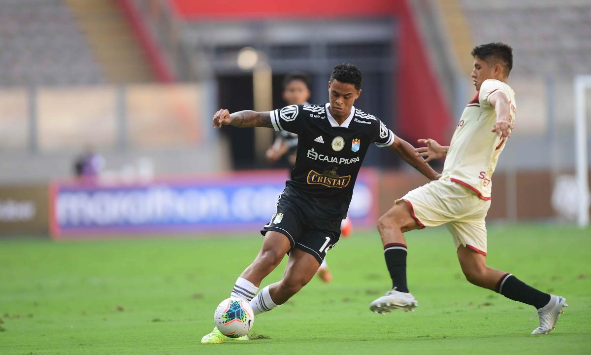 Cristal se llevó el clásico venciendo 1-0 a Universitario por la Liga 1