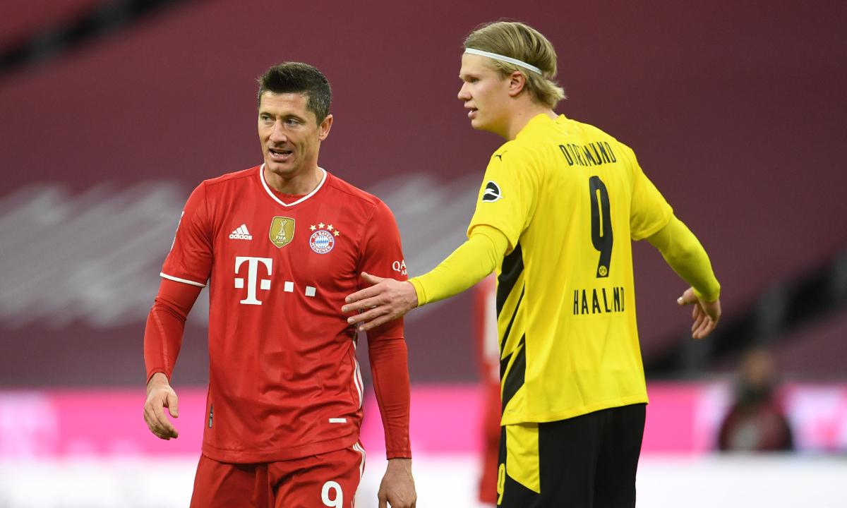 El Bayern remonta ante el Dortmund (4-2) y sigue al frente de la Bundesliga