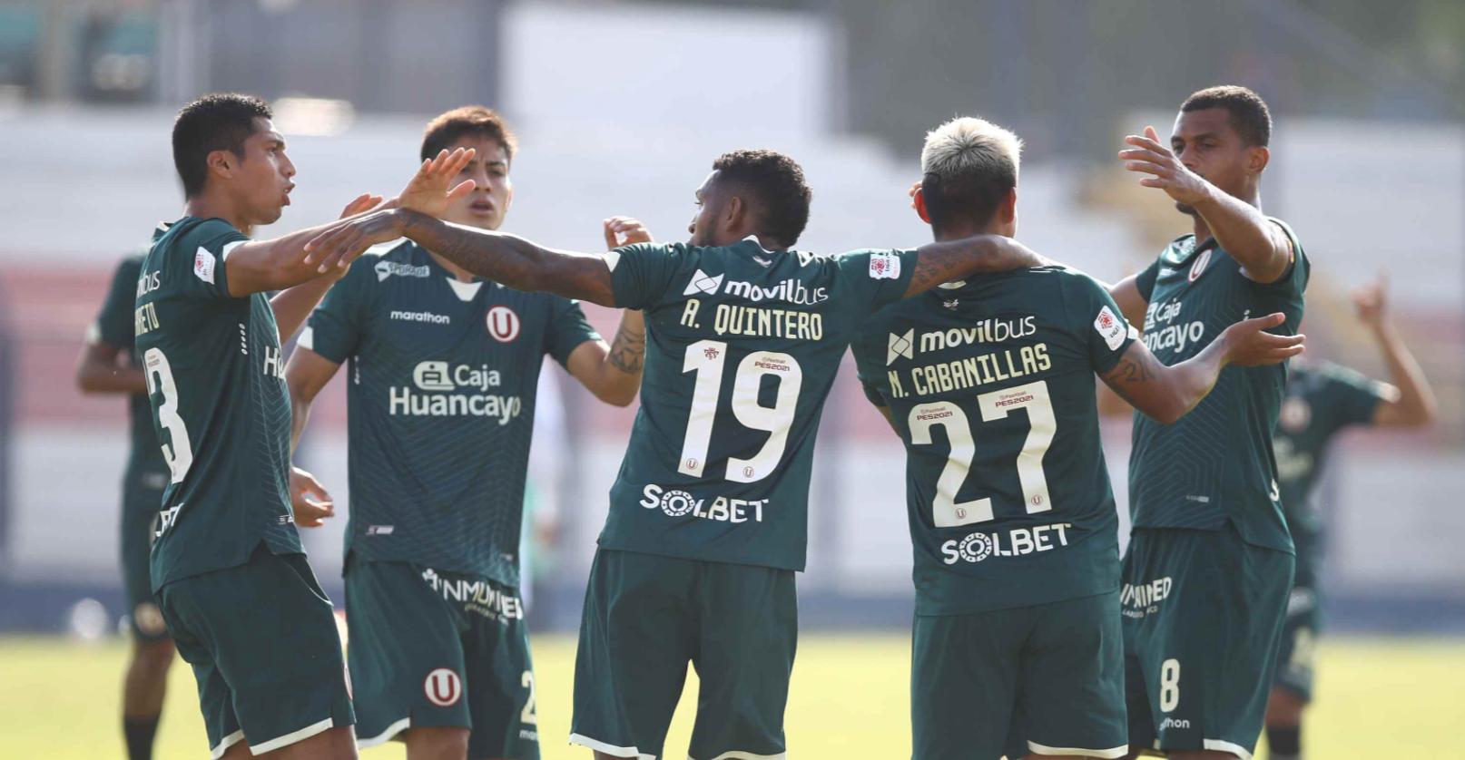 Universitario vs. Alianza Atlético: resumen, goles y fotos del duelo por la Liga 1