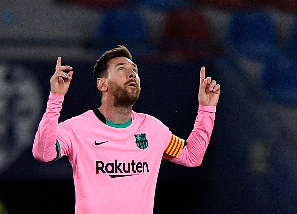 Barcelona vs. Levante: con Lionel Messi, sigue la transmisión del partido por LaLiga Santander