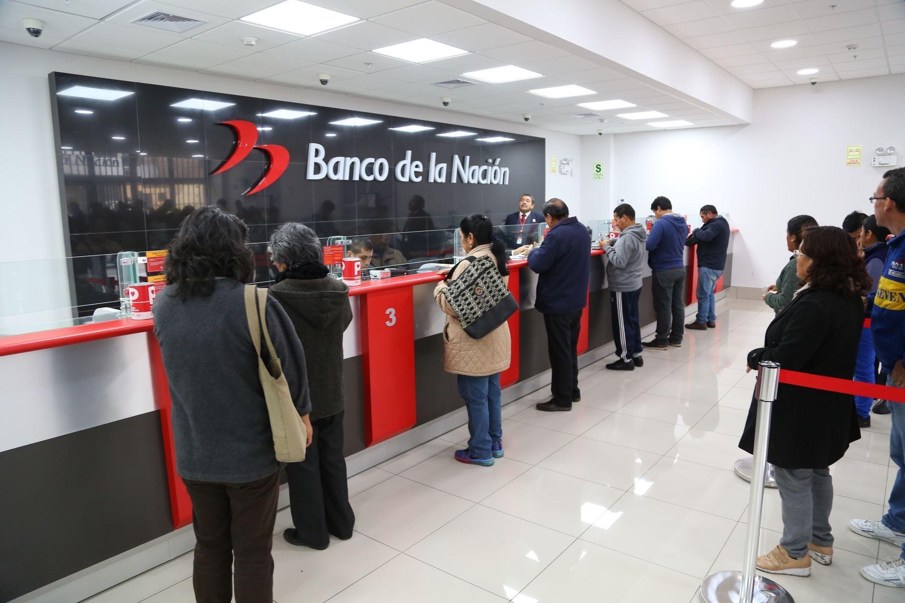 Banco De La Nacion Que Tanta Competencia Podria Hacer A La Banca Privada Mensaje A La Nacion Pedro Castillo Economia El Comercio Peru