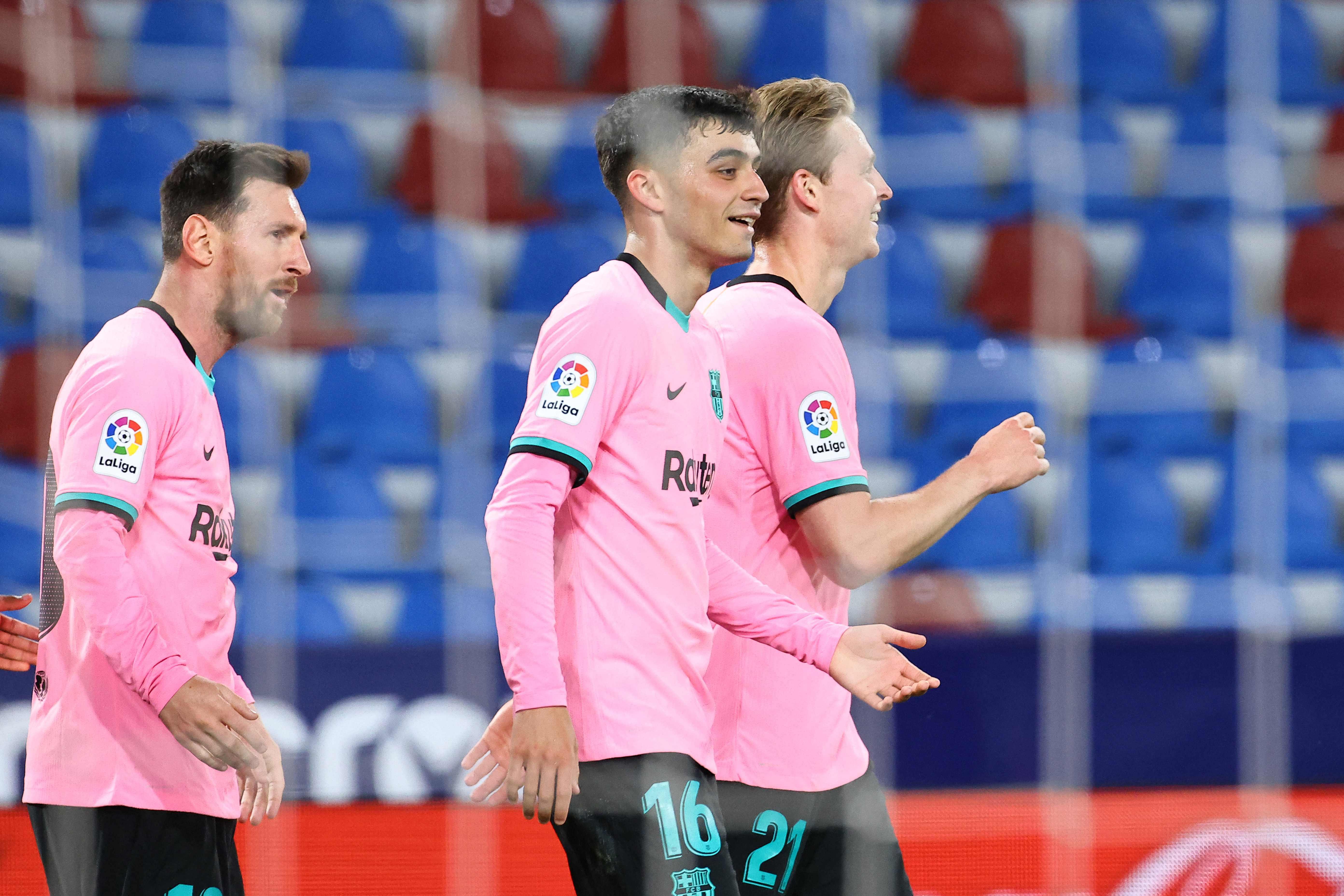 Barcelona vs. Levante: resumen, goles y fotos del duelo por LaLiga Santander