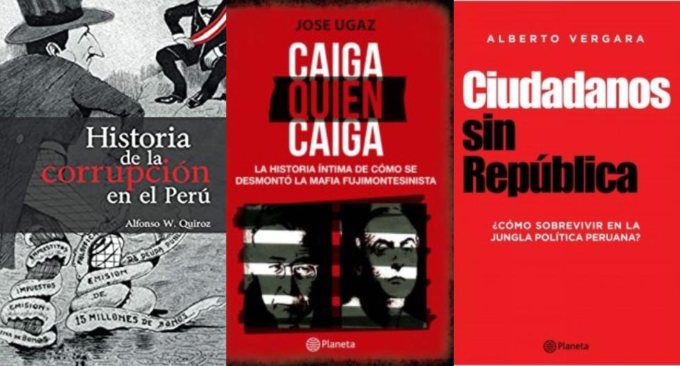 Diez libros que los peruanos debemos leer para entender al Perú de hoy | FOTOS