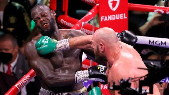 Se cerró la rivalidad: la reacción de Deontay Wilder tras caer noqueado ante Tyson Fury