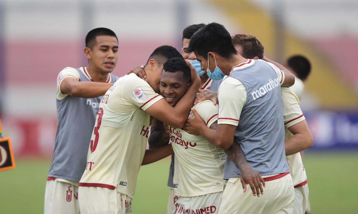 Universitario, con doblete de 'Chiquitín Quintero', derrotó 3-2 a Cienciano en la fecha 7 de la Liga 1
