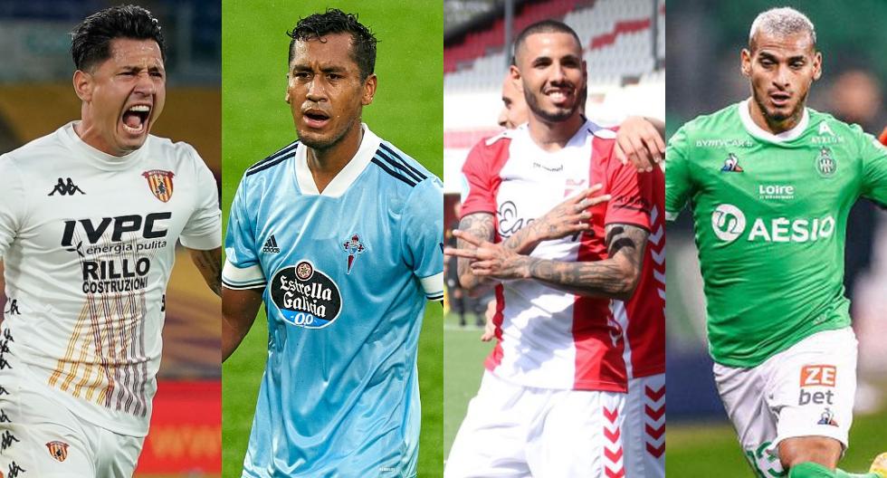 Saldo favorable: así acaban la temporada en ligas Top de Europa los jugadores de la Selección Peruana