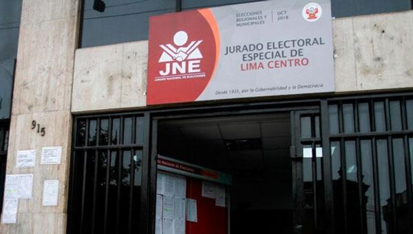 Elecciones 2021: Inscriben lista de candidatos al Congreso por Lima de  Avanza País nndc | PERU | GESTIÓN